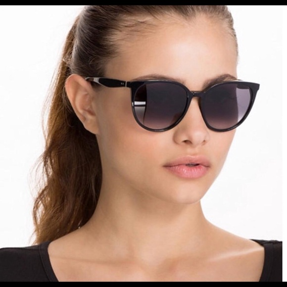 c82d1fd53a Celine Accessories - Celine 55MM Thin Mary Sunglasses in Black